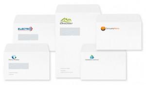 Enveloppen met logo