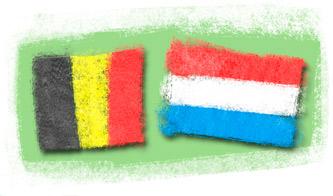 Geen meerprijs voor het leveren in België