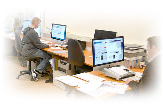 Laat het ontwerpen en drukken van een personeelsblad over aan de professional