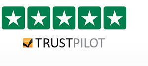 trustpilot reviews van tevreden klanten
