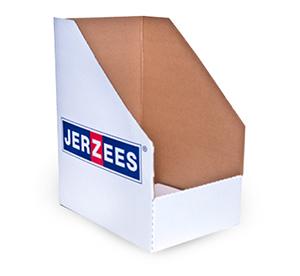 bedrukt karton en dozen met logo