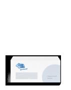 EA5/6 enveloppen aflopend bedrukken