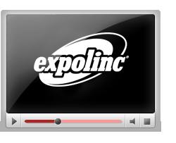 Video's over gebruik van Expolinc presentatiesystemen en producten