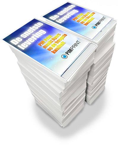 flyers met kortingscode