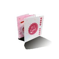 kaarten drukken op glossy papier